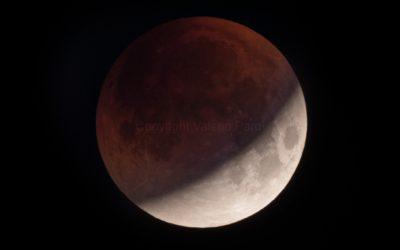 Fotografiamo l'Eclissi di Luna – 16 Luglio 2019 – EVENTO GRATUITO