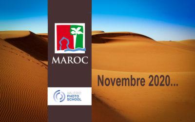 Marocco – 8 Giorni – Novembre 2020