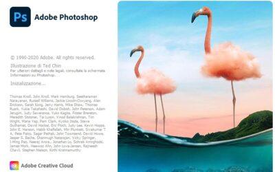 Corso di Photoshop CC – On-Line – Dal 8 Aprile 2021